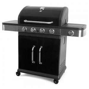 Korting Garden Grill gasbarbecue Prestige 4 plus 1