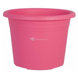 Bloempot Cylindro roze - � 40 cm  21,5 liter