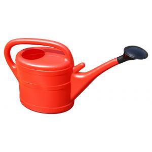 Geli kunststof gieter 10 liter rood