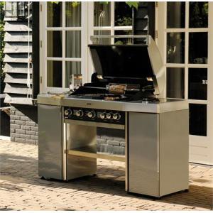 Buitenkeuken maken - Barbecue ontwerp ...