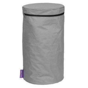 Cocoon PVC Cover afdekhoes voor gasfles grijs