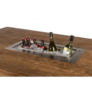 Cocoon losse inbouw wijnkoeler rechthoek