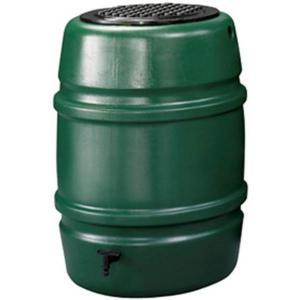 Image of Harcostar regenton 114 liter groen