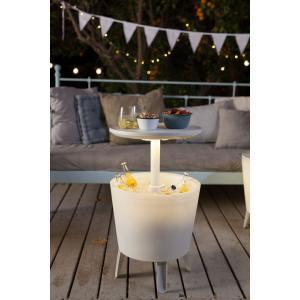 Dagaanbieding - Cool Bar tuinbar met koelbox en verlichting dagelijkse aanbiedingen
