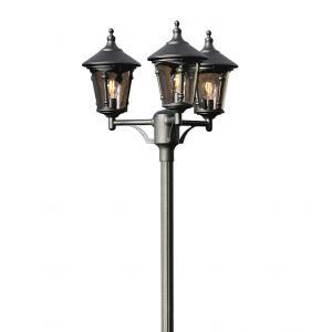 Staand verlichtingsarmatuur Virgo met 3 lampen