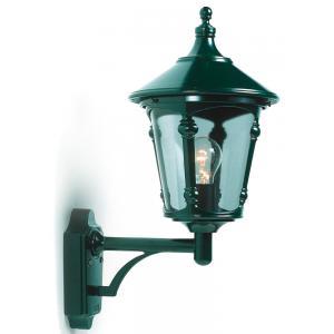 Wandlamp Virgo opwaarts - Groen