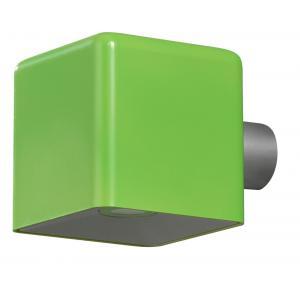 Wandlamp Amalfi kubus - Groen