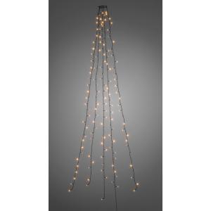 Korting Kerstboomverlichting 5 strengen 180cm