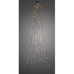 Kerstboomverlichting 5 strengen 240cm