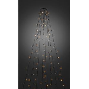 Kerstboomverlichting 8 strengen 560cm