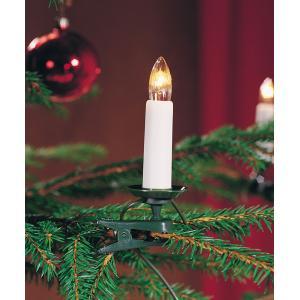 Korting Kerstboomverlichting met 25 kaarslampen
