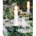 Kerstboomverlichting met 35 kaarslampen outdoor