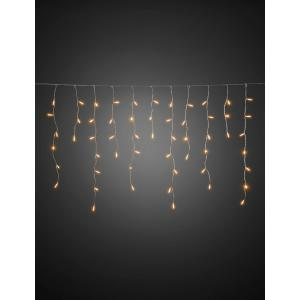 LED lichtgordijn 5 meter met ongelijke strengen