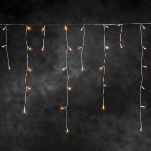 LED lichtgordijn 6.3 meter met ongelijke strengen