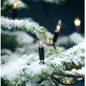 Mini lichtsnoer pizello met 80 heldere lampjes