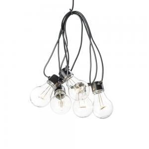 Dagaanbieding - LED feestverlichting 9.5 meter met 20 lampen warmwit dagelijkse aanbiedingen