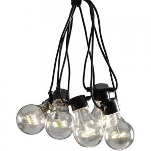 Konstsmide LED feestverlichting koppelbaar uitbreidingsset helder ...