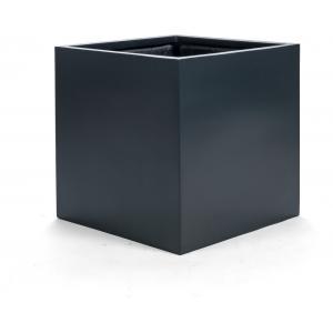 Argento plantenbak Cube S antraciet