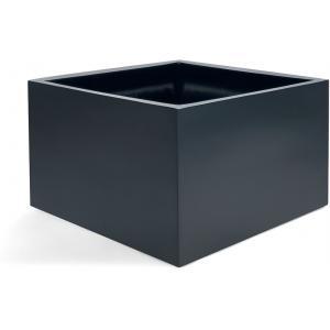 Argento plantenbak Low Cube antraciet