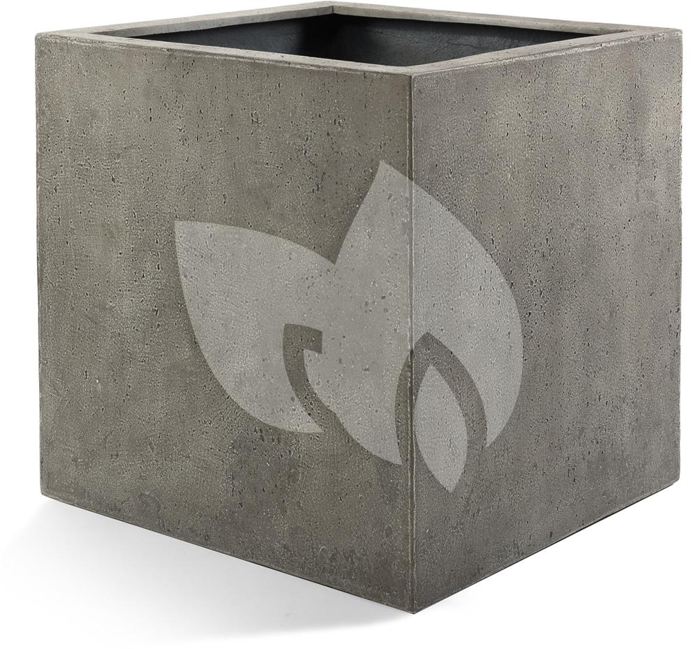 Wonderlijk Luca Lifestyle Grigio plantenbak Cube XL betonlook | Tuinexpress.nl UX-37
