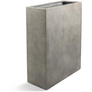 Korting Grigio plantenbak High Box L betonlook
