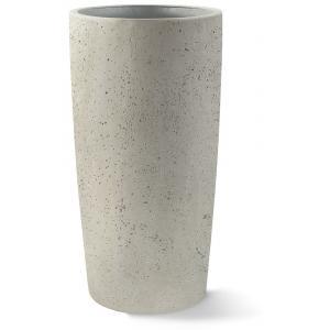 Dagaanbieding - Grigio plantenbak Vase Tall M antiek wit betonlook dagelijkse aanbiedingen
