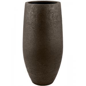 Luca Lifestyle Tear Vase bloempot 41x80 cm bruin