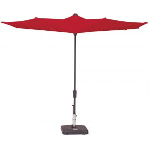 Madison parasol Viceversa rond 300 cm rood