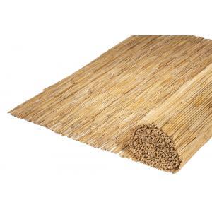 Korting Rietmat bamboe naturel 150 x 500 cm