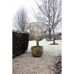 Winter afdekhoes jute naturel 75 cm - 200 g/m2