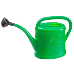 Kunststof gieter groen 3 liter