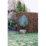 Winterafdekhoes met koord 50 g/m2 groen