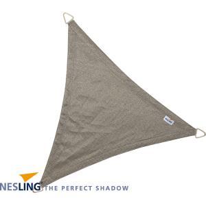 Korting Dreamsail waterafstotend schaduwdoek grijs driehoek 4.0 x 4.0 x 4.0 meter