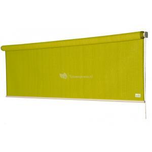 Coolfit rolgordijn lime groen - 1.98 x 2.4 meter