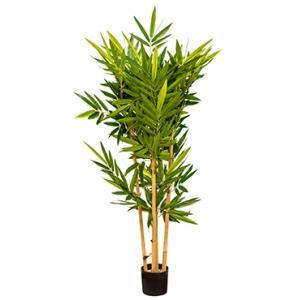 Korting Kunstplant Bamboe S
