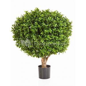 Kunstplant Buxus kogel L