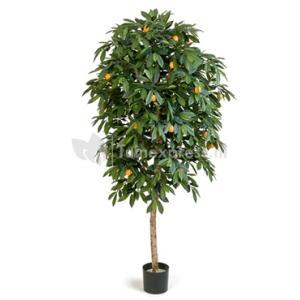 Korting Kunstplant Citrus mandarine XL