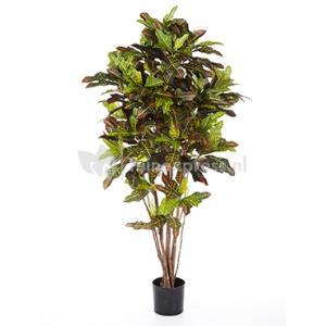 Korting Kunstplant Croton exellent M