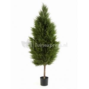 Kunstplant Cypres tree L