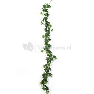 Kunstplant Green ivy garland