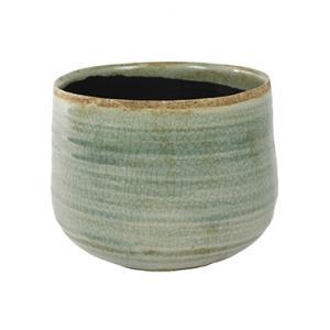 Pot iris mint bloempot binnen 18 cm