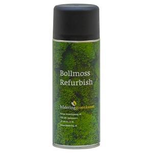 Bollmoss refurbished spuitbus mos