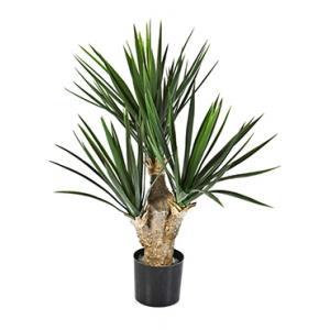 Kunstplant Yucca 3 stam