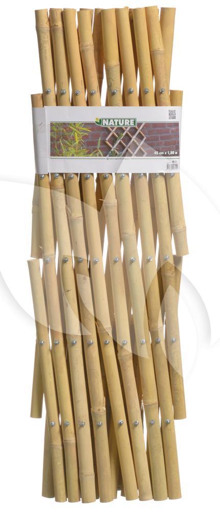 Nature bamboe klimrek - Decoreren buitenmuur ...