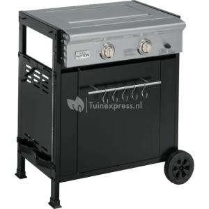 Patron cart Two burner