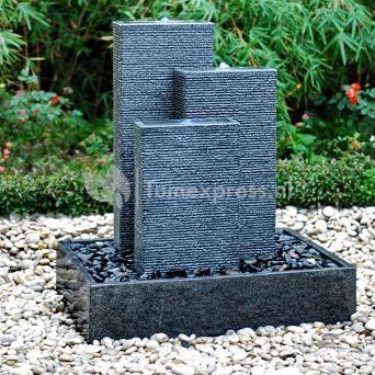 Express trondheim natuurstenen waterornament for Waterornament tuin