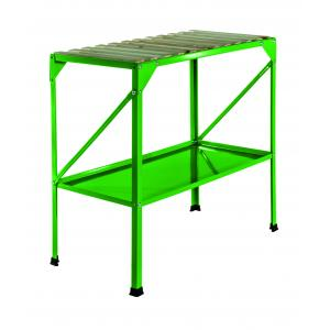 Oppottafel 77 x 40 x 77 cm groen
