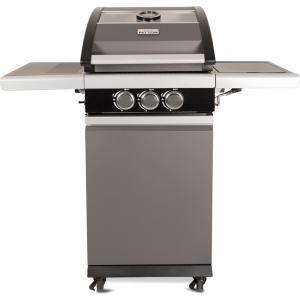 Patton Patio Chef 2+ grijs gasbarbecue