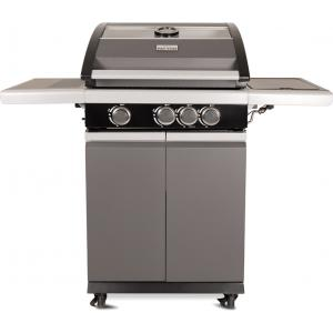 Patton Patio Pro Chef 3+ grijs gasbarbecue