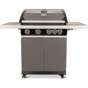Patton Patio Pro Chef 4+ grijs gasbarbecue